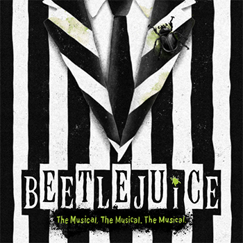 Beetlejuice - Winter Garden Theatre, New York (2019)