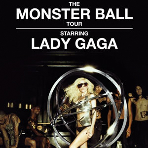 38 - Lady Gaga - The Monster Ball Tour - Bercy, Paris (2010)