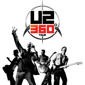 40 - U2 - 360° Tour - Stade de France, Paris (2010)