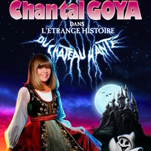 42 - Chantal Goya - L'Etrange Histoire du Chateau Hanté - Halle Tony-Garnier, Lyon (2010)