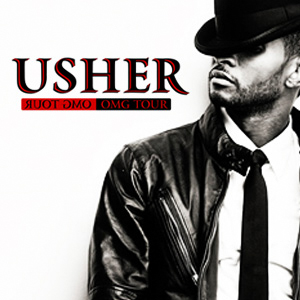 44 - Usher - OMG Tour - Halle Tony-Garnier, Lyon (2011)