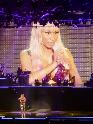 kekeLMB_Nicki_Minaj_The_Pinkprint_Tour_Zenith_Paris_2015_(4)