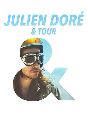 kekeLMB_Julien_Dore_&Tour_Zenith_Paris_2017_Affiche