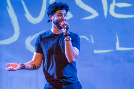 Jussie Smollett : Sum of My Music Tour – SOB's, New York (2018)