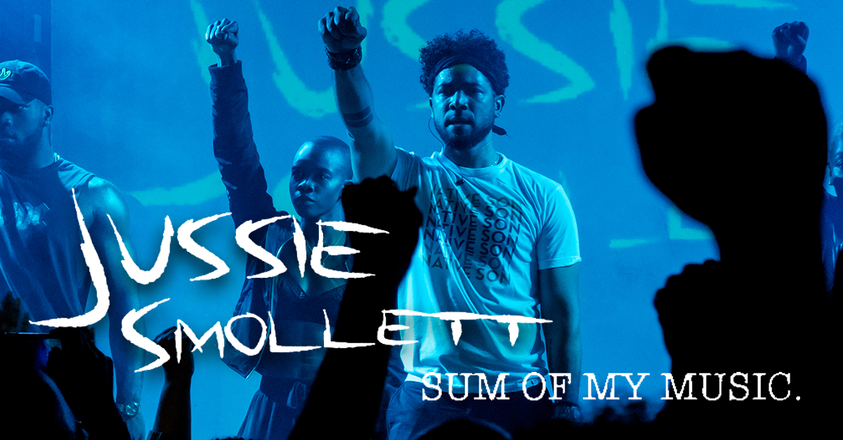 Jussie Smollett : Sum of My Music Tour – SOB's, New York (2018)
