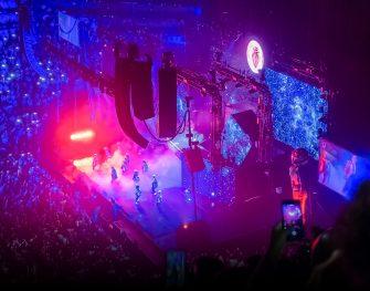 Chris Brown : Heartbreak On A Full Moon Tour - Barclays Center, Brooklyn (2018)