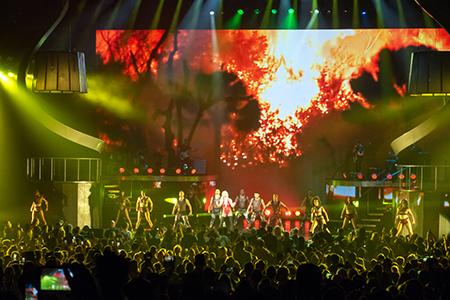 Britney Spears : Piece Of Me – Radio City Music Hall, New York