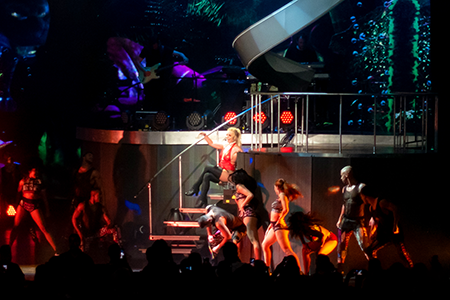 Britney Spears : Piece Of Me – Radio City Music Hall, New York