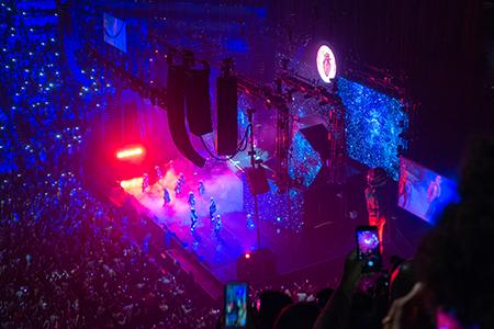 Chris Brown : Heartbreak On A Full Moon Tour – Barclays Center, Brooklyn (2018)