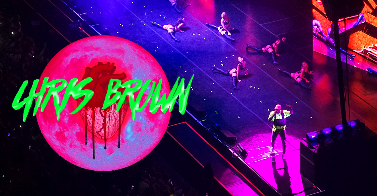 Chris Brown : Heartbreak On A Full Moon Tour – Barclays Center, Brooklyn (2018)