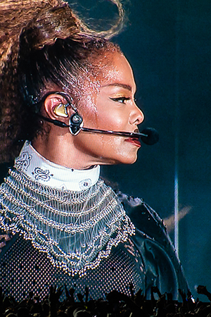 Janet Jackson : State Of The World Tour 2018 – Panorama NYC Music Festival, New York (2018)