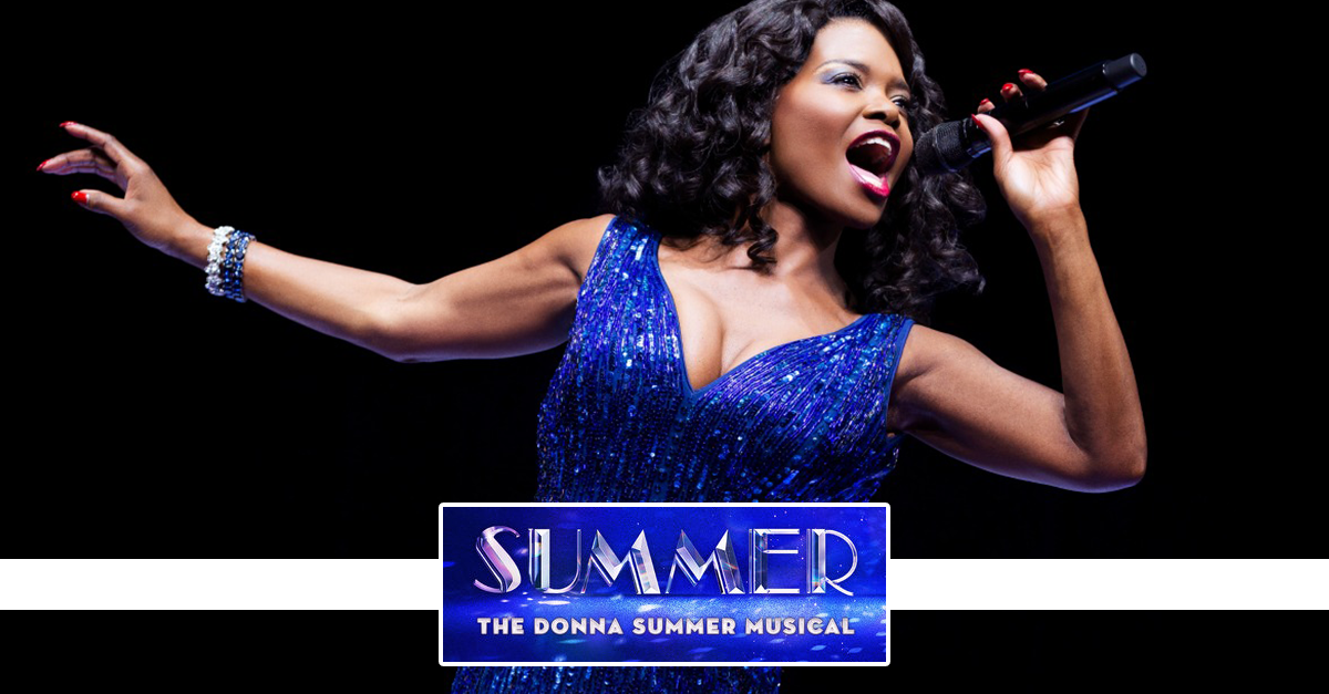 Summer: The Donna Summer Musical - Lunt-Fontanne Theatre, New York (2018)