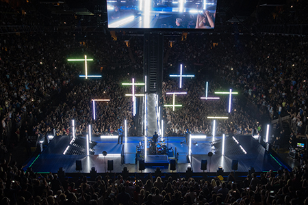 U2 : eXPERIENCE + iNNOCENCE Tour 2018 – Madison Square Garden, New York (2018)