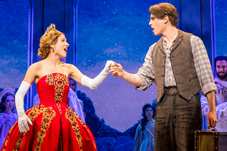 Anastasia – Broadhurst Theatre, New York (2018)
