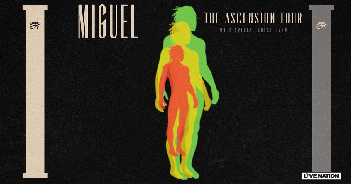 Miguel : The Ascension Tour - Afropunk Fest, Brooklyn (2018)