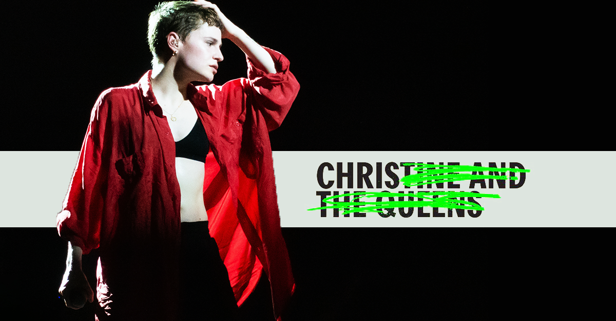 Christine & the Queens - Brooklyn Steel, Brooklyn (2018)