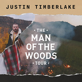 Justin Timberlake : Man of the Woods Tour - Madison Square Garden, New York (2018)