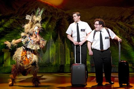 The Book of Mormon – Eugene O'Neill Theatre, New York (2019)