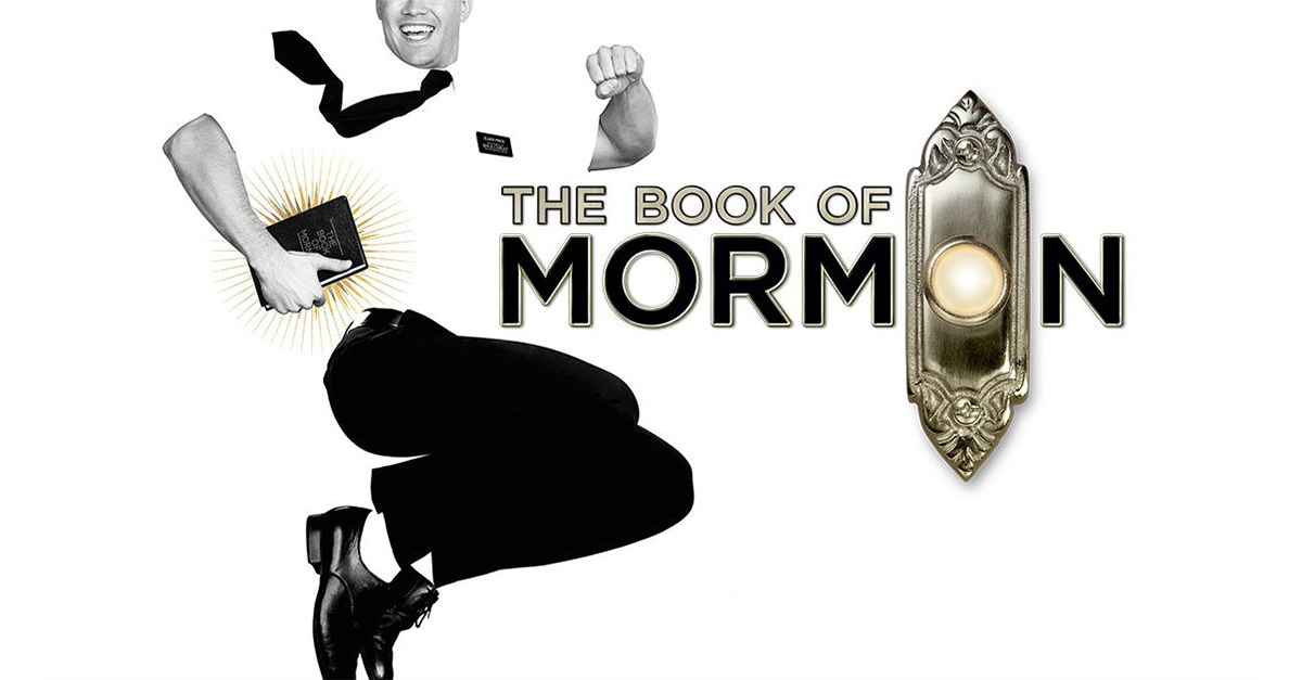 The Book of Mormon - Eugene O'Neill Theatre, New York (2019)