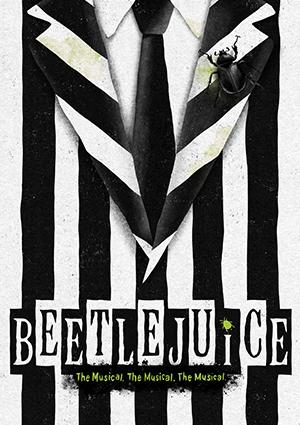 Beetlejuice - Winter Garden Theatre, New York (2019)