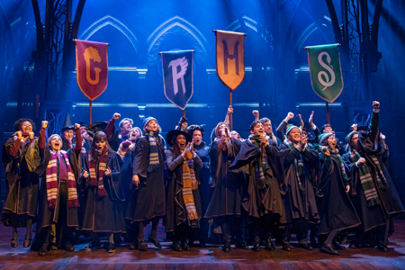 Harry Potter and the Cursed Child - Lyric Theatre, New York (2019)