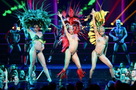 Broadway Bares 2019 - Hammerstein Ballroom, New York (2019)
