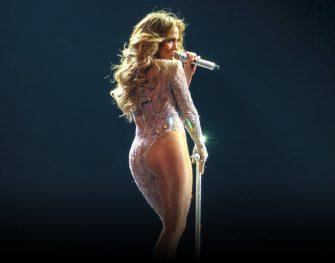 Jennifer Lopez : It's My Party - Madison Square Garden, New York (2019)
