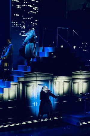 Madonna : Madame X Tour - Brooklyn Academy of Music (BAM), Brooklyn (2019)