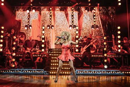Tina: The Tina Turner Musical - Lunt-Fontanne Theatre, New York (2019)