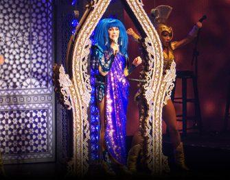 Cher : Here We Go Again Tour - Madison Square Garden, New York (2019)