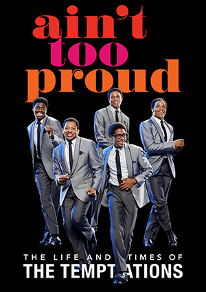 Ain't Too Proud - Imperial Theatre, New York (2020)