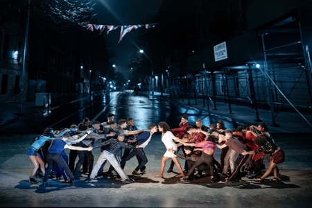 West Side Story - Broadway Theatre, New York (2020)