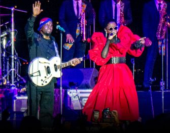 Fugees : The Score 25th Anniversary Tour - The Rooftop at Pier 17, New York (2021)